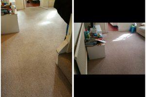 Domestic Carpet Clean